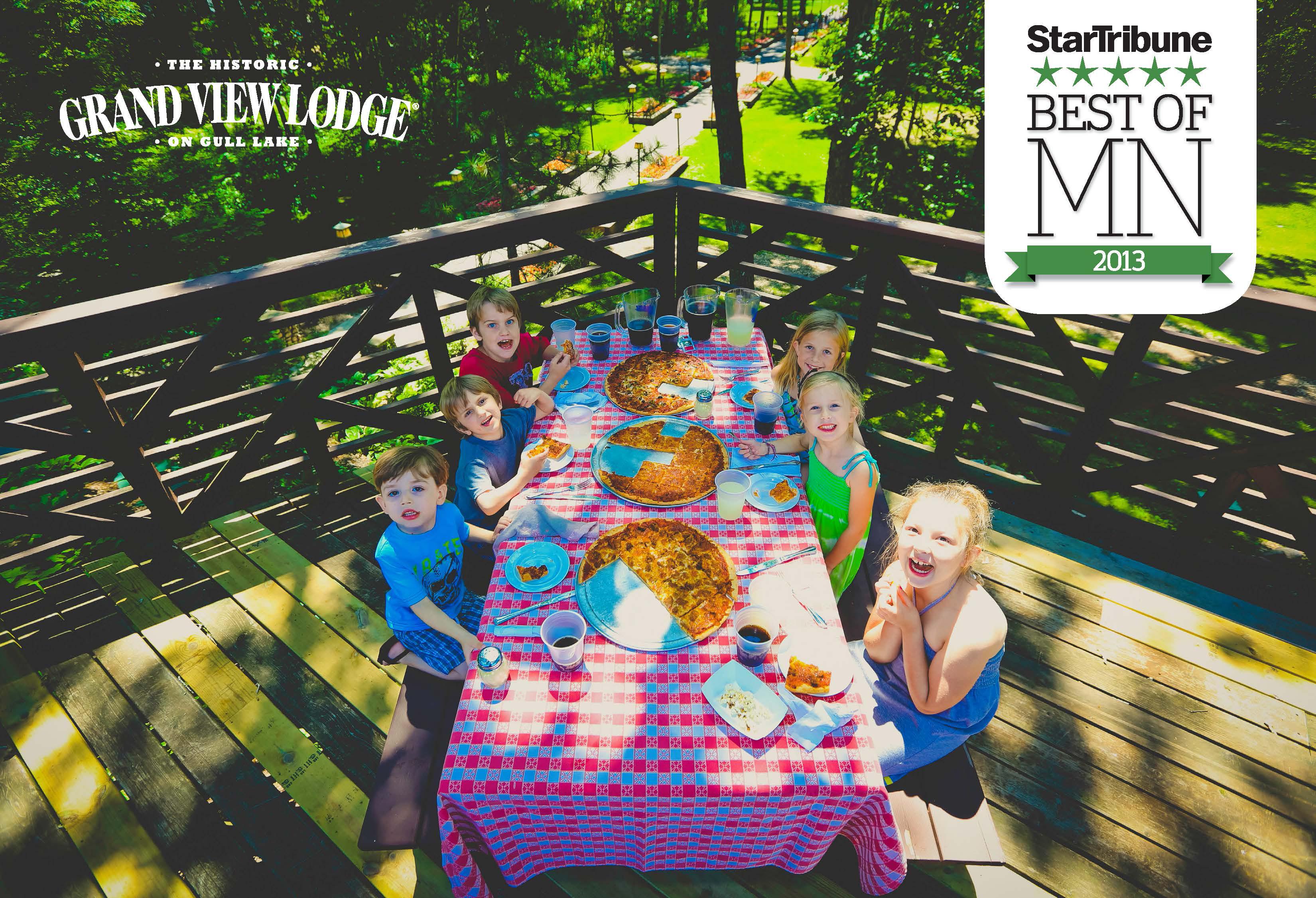 2013 Best Kid's Resort