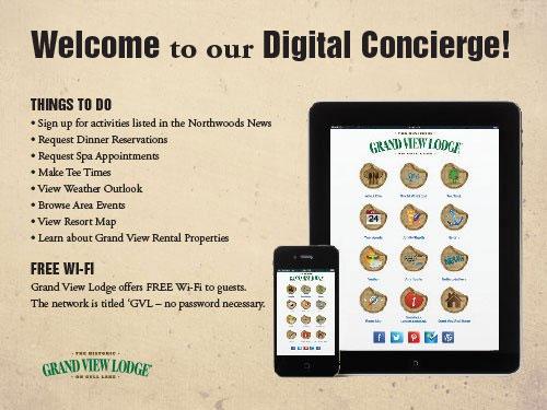 Concierge Service Goes Digital