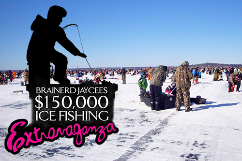World's Largest Charitable Ice Fishing Contest