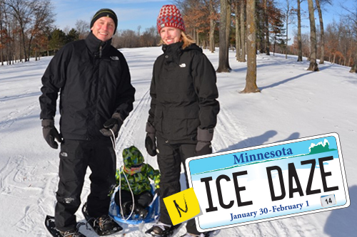 Minnesota ICE DAZE is back January 31- February 2