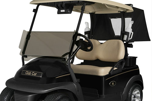 The Pines is Blooming with New Golf Carts and GPS System