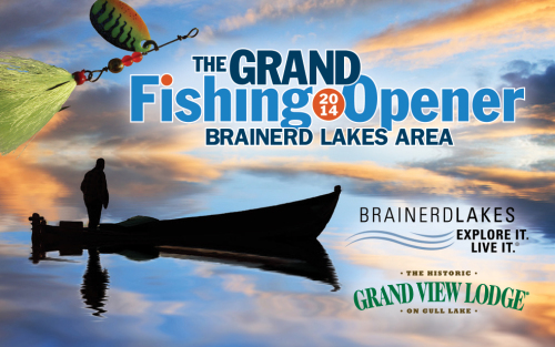 Grand View Lodge Vamping Up for 2014 Governor's Fishing Opener